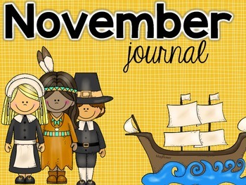 Monthly Journal: November