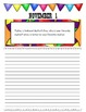 November Journal Prompts Printable Notebook Common Core W.