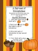 November Literacy and Math Centers for Second Grade-Common