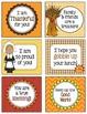 November Lunchbox Notes, Jokes, and Bottle Wraps