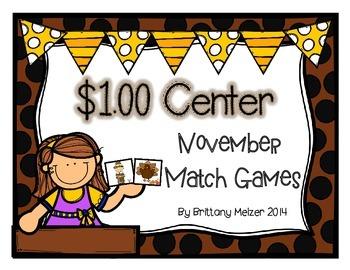 November Match Games
