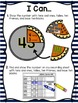 November Math Centers - First Grade