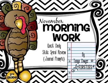 November Morning Work