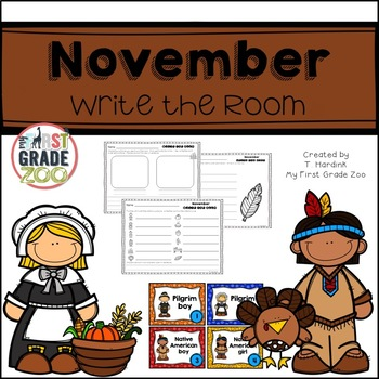November - Read and Write the Room