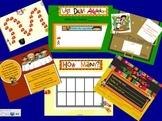 November SMARTboard Calendar Activities