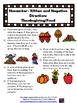 November Speech Theme - Following Directions Worksheets