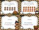 November Spiral Review Math Task Cards