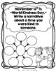 November Writing Assessements - 3rd, 4th, 5th Grade {CCSS/