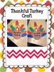 November Writing Printables and Crafts