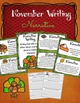 Graphic Organizers for Writing: November Writing Prompts a