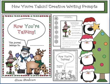 Now You're Talkin'! 7 Creative Writing Prompts