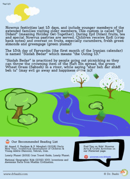 Nowruz is Science: Page 6 of 6 (Letter Size)