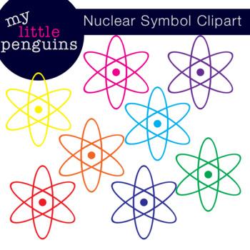 Nuclear Symbol Clipart (clip art)