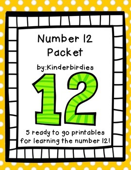 Number 12 Packet