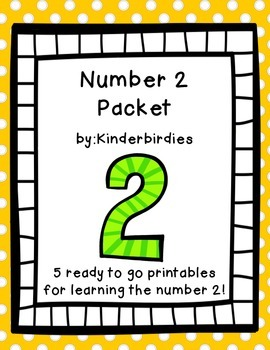 Number 2 Packet