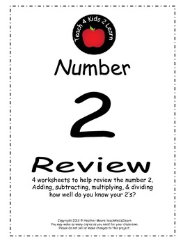 Number 2 Review