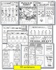 Number 6 Math Worksheets-NO PREP- Counting and Cardinality CCSS