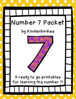 Number 7 Packet