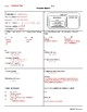 Number Basics Unit Review