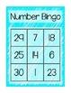 Number Bingo (1-30)