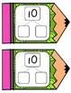 Number Sense Math Center - Number Bond Math Center Practice Cards