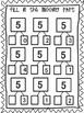 Number Bond (Parts of 5)