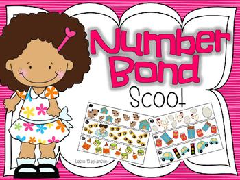 Number Bond Scoot