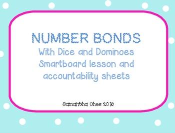 Number Bond Smartboard Lesson/ Math Station