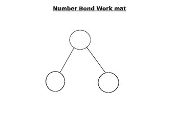Number Bond Work Mat