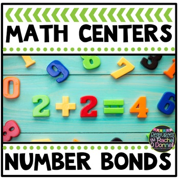 Math Center Number Bonds Facts to 10