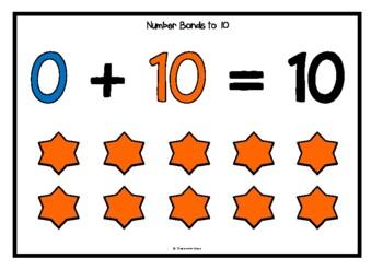 Number Bonds - Making 10