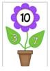 Number Bonds - Making 10 (Plants)