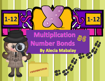Number Bonds and Number Searches (Multiplication Style)