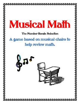 Number Bonds Musical Math