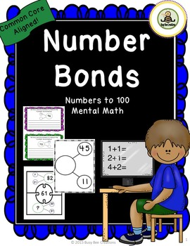 Number Bonds - Numbers to 100