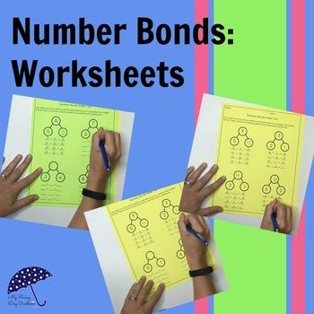 Number Bonds Under Ten