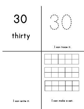 Number Book