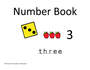 First Number Books (1-10)