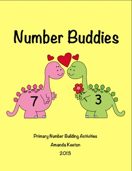 Make a 10 with Number Buddies
