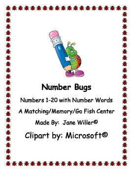 Number Bugs