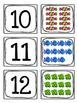 Number Cards 1-20 Freebie!