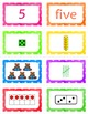 Number Cards Matching Game