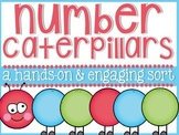 Number Caterpillars
