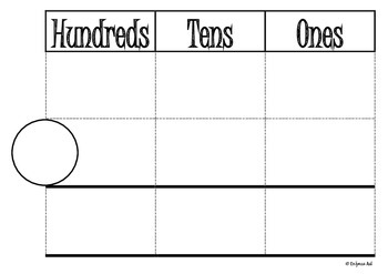 Number Tapes / Frames + Addition Subtraction Charts