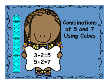 Number Combinations of 5 and 7