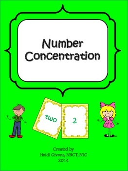 Number Concentration