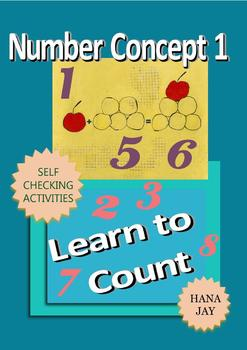 Number Concept Learn to Count