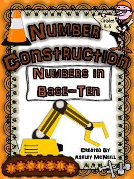 Number Construction for Grades 3-5