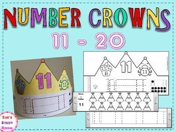 Number Crowns: 11-20