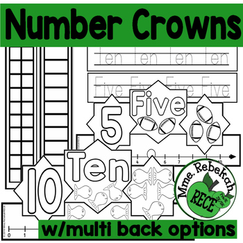 Number Crowns Interactive